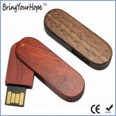 Hot Model of USB - Twister Wood USB