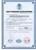 ISO Certification of Qualification