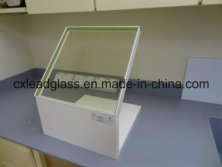 high lead ZF7 lead glass for hotcell