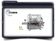 RFXG-40A Hot Filling, Sealing And Capping Machine