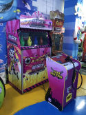 Fast Gunman Shooting Game Machine