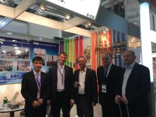 SLN Group exhibitated in Germany