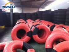 RADIAL TRUCK TIRE PACKING
