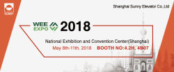 We will attend World Elevator & Escalator Expo 2018
