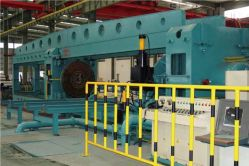 Singpore Fengyu Private Company --1200Tons Hydrostatic Testing Machine