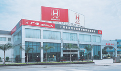 High Qualitty Proved by Honda