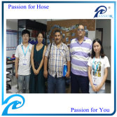 PASSION′s customers visit Hangzhou office 1