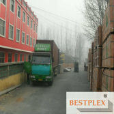 Yishui Win-Win Wood Co.,Ltd Containers Loading