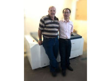 EcooGraphix CTP installed in South Africa