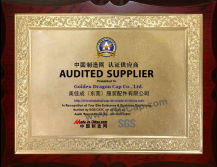 Made-in-China AUDITED SUPPLIER - SGS CSTC Certificate
