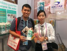 18 years Canton Fair