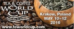 2016 Tea&Coffee world Cup Exhibition in Poland