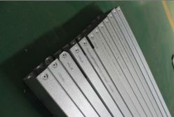 Galvanized light steel keel