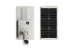 GD 60W solar street light with 5050 high brightness LED chips