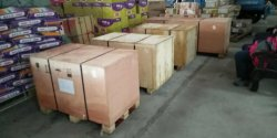 SANY spare parts delivery to Bahrain
