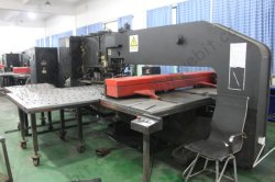 Punching and cutting machines
