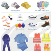 All kinds of labour safety products