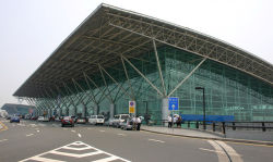 Shenzhen Air Port Steel Building