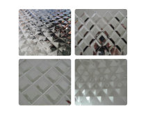 Stamping stainless steel sheet