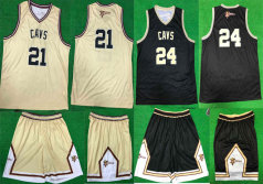 Feedback for basketball uniforms -Dennis