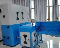 Automatic feather jacket filling machine