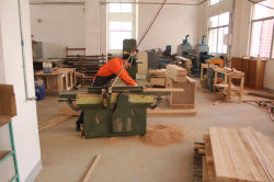 Wooden workshop