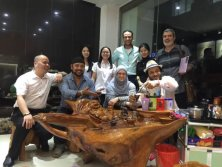 Tangxuantao Ceramics 2017 Clients