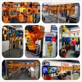 02-WKTO Explosion-Proof Electric Chain Hoist Exhibition