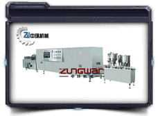 Full Auto-Production Linked Line with Washing Machine, Oven, Filling and Capping Machine