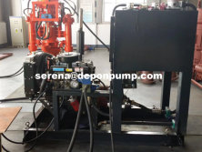 Hydraulic submersible slurry pump to Malaysia