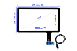 "15.6"" ProCap Touch Panel CT-C8047"