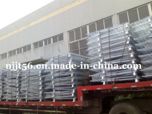 Packing of Wire Mesh Container