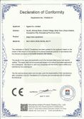 CE certification for aluminum stage and truss