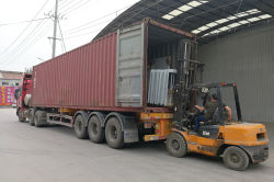 Packing And Shipping Of Container House To Congo