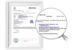 Bureau Veritas Audit Report