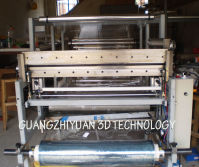 cutting and gluing machines