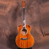 New Product 40 inch All Solid KOA Custom Acoustic Guitar