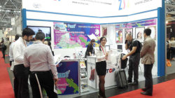 Drupa exhibiiton in Germany