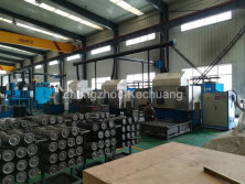 Representative Induction Gear Hardening Project