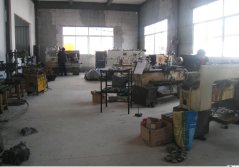 Machinery Parts Process Work-Shop