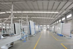 parker insulating glass machine factory