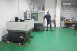 CNC Mold Machine