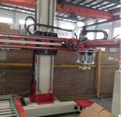 workshop-carton packaging machine