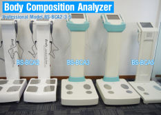 Body Composition Analyzer calculate regional body composition