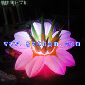 LED Lighting Inflatable Durable Material Flower Balloon/Inflatable Flower Model