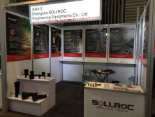 Changsha Sollroc attended AIMEX fair in Sydney in Aug, 2017