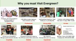 Why you must visit Evergreen
