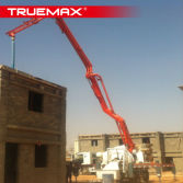 Mixing Boom Pump in Sudan