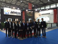 Jolink Masterbatch participated in 2016CHINAPLAS