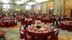 Zhongshan thank customers dinner